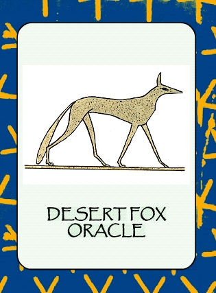 Desert Fox Oracle
