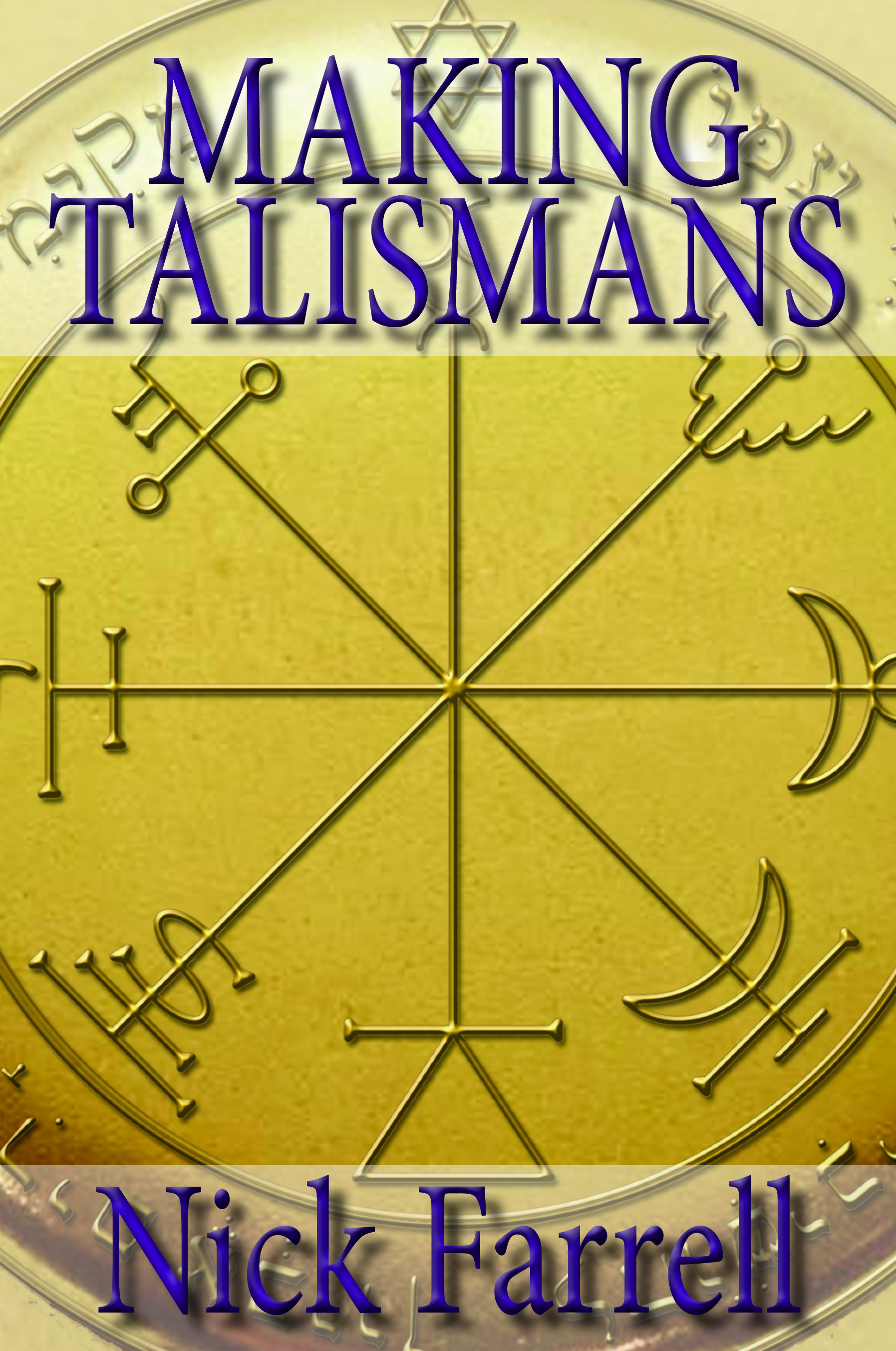 Making Talismans cover