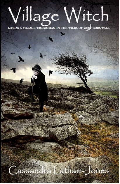 Village Witch Book Signing on Friday, 4th August, at Know Thyself, 7-8 St George's Arcade, Falmouth, Cornwall