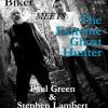 The Psychic Biker <BR>meets The Extreme Ghost Hunter<BR>Paul Green & Stephen Lambert