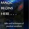 Deep Magic Begins Here . . . <BR>Julian Vayne