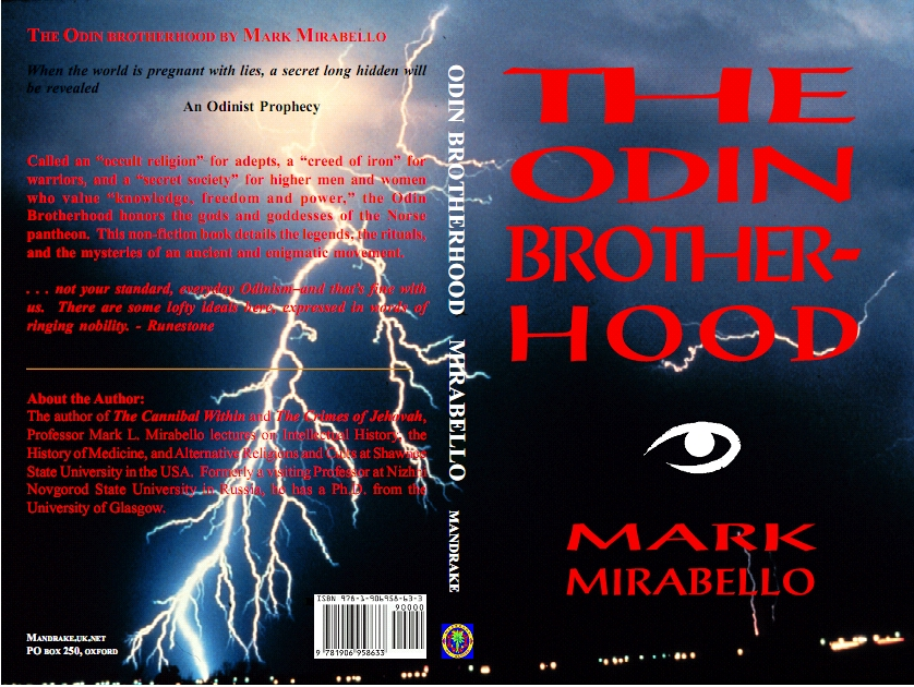 THE ODIN BROTHERHOOD6th Edition Enlarged with 50 pages of new